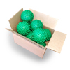 Bulk - Reflexology Ball - Green - 7.5 - 20pk