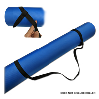 Carry Strap for Foam Roller or Yoga Mat